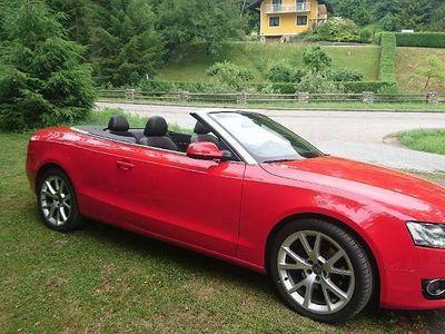 gebraucht Audi A5 Cabriolet 3,0 / Roadster