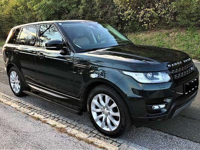 gebraucht Land Rover Range Rover Sport 3,0 TDV6 SE SUV / Geländewagen,