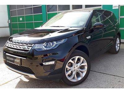 gebraucht Land Rover Discovery Sport 2,0 TD4 4WD HSE SUV / Geländewagen,