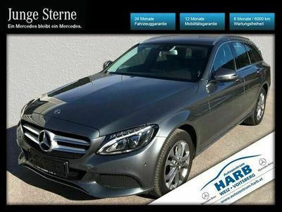 gebraucht Mercedes C200 d T Avantgarde *Auto*