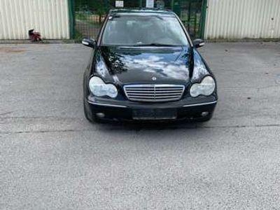 gebraucht Mercedes C200 Elegance CDI Aut.