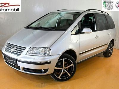 gebraucht VW Sharan Business TDI Tiptronic Kombi / Family Van