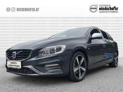 gebraucht Volvo V60 D3 Kinetic R-Design Geartronic Kombi / Family Van