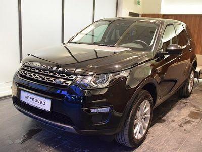 gebraucht Land Rover Discovery Sport 2,0 TD4 4WD SE Aut. SE