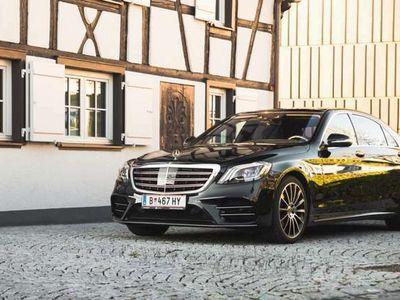 gebraucht Mercedes S400 d 4Matic L S -Klasse Lim. (BM 222)