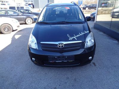 used Toyota Corolla Verso 2,0 D-4D Linea Sol Ds.