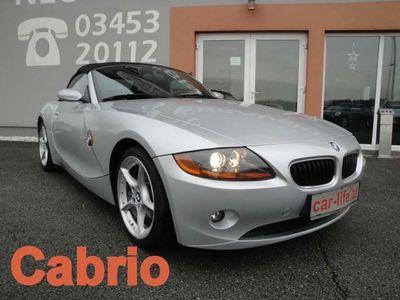 gebraucht BMW Z4 2,5i Cabrio Cabrio / Roadster