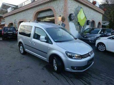 gebraucht VW Caddy Kombi Comfortline BMT 1,6 TDI DPF