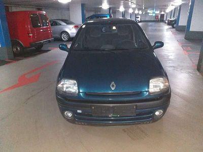 brugt Renault Clio Sign 1,4 Klein-/ Kompaktwagen,