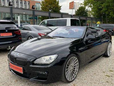 """gebraucht BMW 640 Cabriolet 6er-Reihe i Cabrio Aut. G-Power Auspuff 21"""" HAMANN / Roadster"""