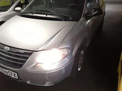 gebraucht Chrysler Voyager Seven 2,5 CRD Ds.