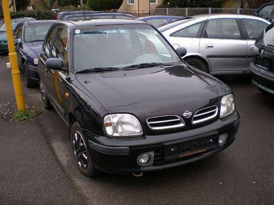 used Nissan Micra 1,0 Mouse Limousine,