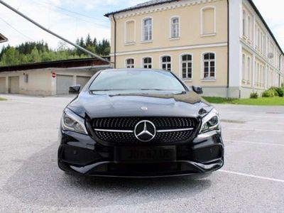 gebraucht Mercedes CLA200 Shooting Brake 200d