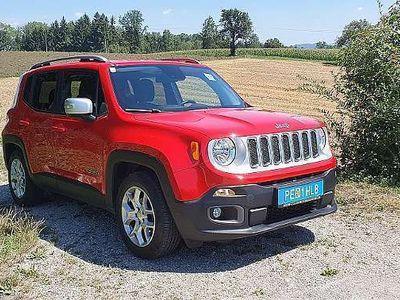 "used Jeep Renegade 1,4 Multiair2 140 Limited Aut. ""AHK,NAVI,Rü"""