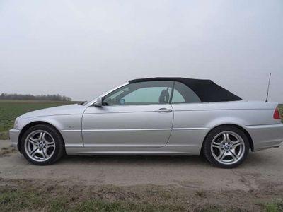gebraucht BMW 323 Cabriolet 3er-Reihe Ci Cabrio / Roadster
