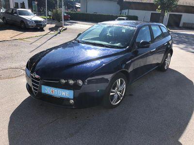gebraucht Alfa Romeo 159 1,9 JTDm SPORTWAGON