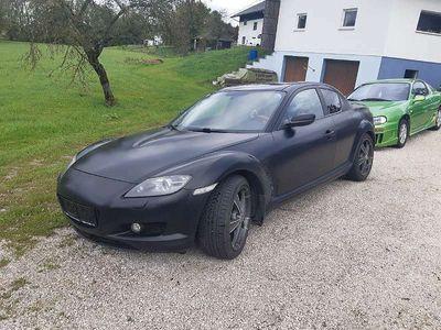 gebraucht Mazda RX8 Revolution LRS Sportwagen / Coupé