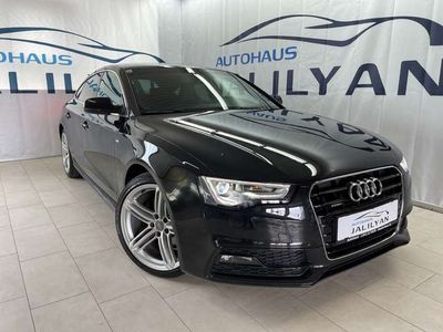 gebraucht Audi A5 Sportback 2,0 TDI quattro *Keyless*3xS-Line**RS Optik