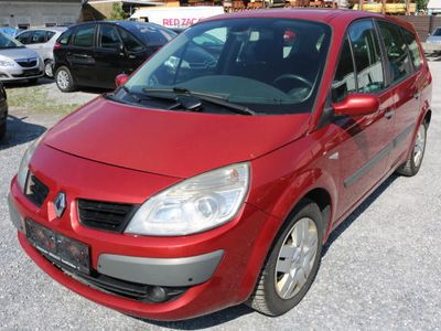 used Renault Grand Scénic II Dynamique 1,9 dCi DPF Kombi / Family Van,