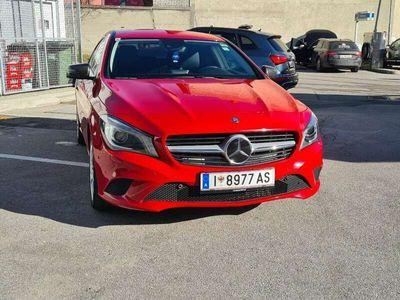 gebraucht Mercedes CLA250 Sport Aut.