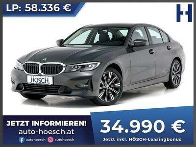 gebraucht BMW 330 330 i Sport Line Aut. !NEUES MODELL!