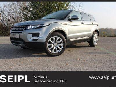 gebraucht Land Rover Range Rover evoque Pure 2,2 TD4