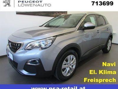 gebraucht Peugeot 3008 1,5 BlueHDi 130 S&S 6-Gang Active SUV / Geländewagen,