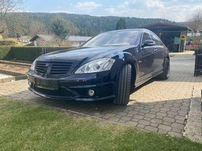gebraucht Mercedes S63 AMG AMG -Klasse (W221) Aut.