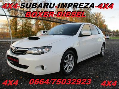 gebraucht Subaru Impreza 2,0D- Impreza-Allrad-ACC-Climatronic-Tempoma