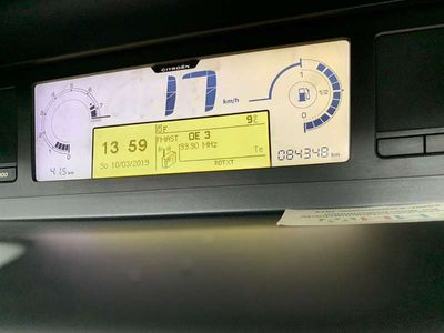 gebraucht Citroën C4 Picasso 1,6 Hdi Kombi / Family Van,