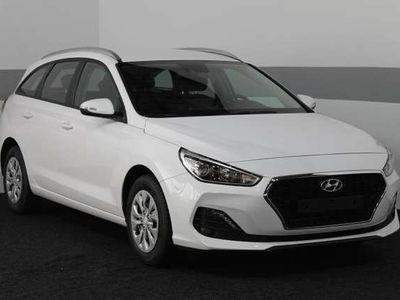 gebraucht Hyundai i30 Kombi TREND RADIO KLIMA TEMPOMAT NSW AEB DAA FC...