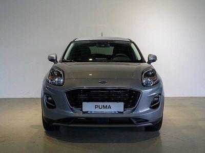 gebraucht Ford Puma 1,0 EcoBoost Titanium, Titanium, 125 PS, 5 Türen, Schaltgetriebe