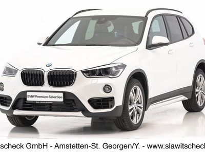 gebraucht BMW X1 sDrive18i Sport Utility Vehicle