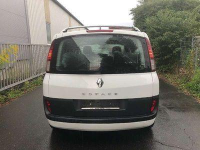 gebraucht Renault Espace Navigator 2,0 dCi Kombi / Family Van,