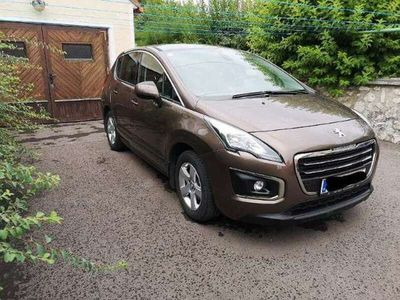 gebraucht Peugeot 3008 1,6 BlueHDi 120 S