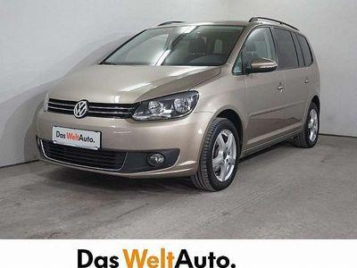 gebraucht VW Touran Comfortline BMT TDI Kombi / Family Van,
