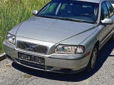 gebraucht Volvo S80 2.5 TDI Limousine