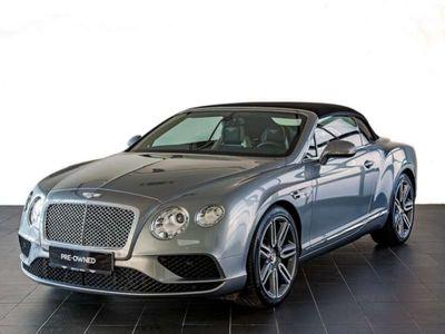 gebraucht Bentley Continental Cabrio / Roadster