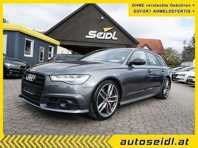 used Audi A6 Avant 3,0 TDI Competition Quattro tiptronic *VOLL*