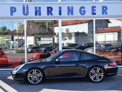 used Porsche 911 Carrera Urmodell Coupé II Black Edition *Sportabgasanlage*