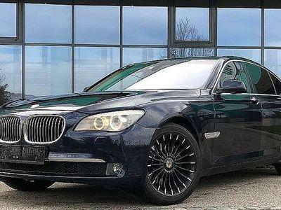 gebraucht BMW 730 d Aut. / ALPINA / LEDER BEIGE / XENON / Pickerl