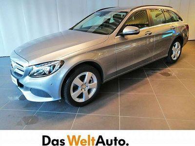 gebraucht Mercedes C250 C-Klassed T 4MATIC Aut. Kombi / Family Van