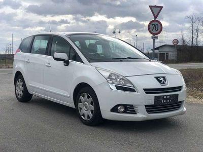 gebraucht Peugeot 5008 1,6 VTI Premium **7 SITZE**NAVI**PANORAMADACH**