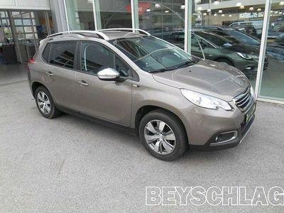 brugt Peugeot 2008 1,6 e-HDi 92 FAP Style Kombi / Family Van,