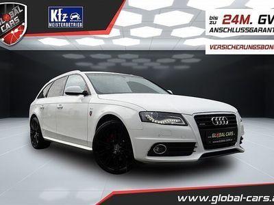 gebraucht Audi A4 AV. 3,0TDI SPORTQUATTRO*S line*Xenon*Navi*TOP!