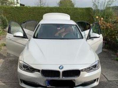 gebraucht BMW 316 3er-Reihe Diesel (F30) Österreich-Paket Luxury