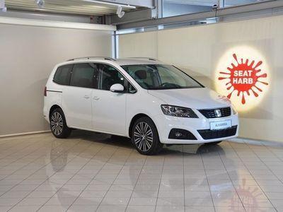 gebraucht Seat Alhambra Xcellence 2,0 TDI 4WD Kombi / Family Van,