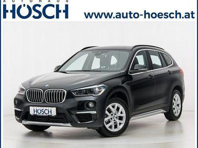 gebraucht BMW X1 sDrive 18d X Line Aut. LP:53.605.-/mtl.206.-*