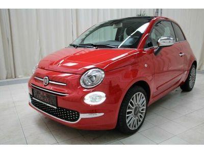 gebraucht Fiat 500 1,2i 8V Lounge/Panoramadach-Voll Fahrbereit