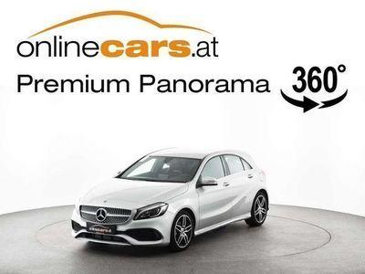 gebraucht Mercedes A180 A-Klassed Aut. AMG-PAKET LED R-KAMERA Limousine,